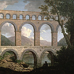 William Marlow - Pont du Gard, Nimes