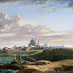 William Marlow - A View of Montevideo