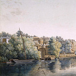 William Marlow - The Thames at Richmond