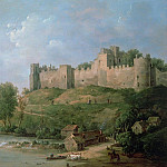William Marlow - Ludlow Castle