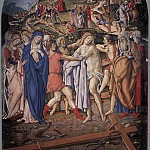 Francesco di Giorgio Martini - The Disrobing Of Christ