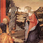 Francesco di Giorgio Martini - Nativity 1470