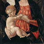 Francesco di Giorgio Martini - Madonna And Child With Two Saints 1495
