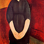 Amedeo Modigliani - #16902