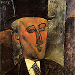 Amedeo Modigliani - max-jacob