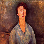 Amedeo Modigliani - #16836