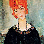 Amedeo Modigliani - #16922