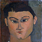 Amedeo Modigliani - Painter Moise Kisling