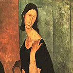 Amedeo Modigliani - #16897
