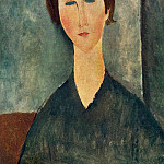 Amedeo Modigliani - img699