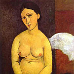 Amedeo Modigliani - #16909