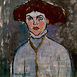 Amedeo Modigliani - #16899