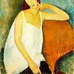 Amedeo Modigliani - #16887