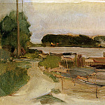 Piet Mondrian - Piet At the Amstel