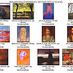 Piet Mondrian - thumbnails_mondrian_non-abstract_2