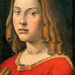 Bartolomeo Montagna - Christ as a Boy