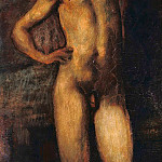 Paul Cezanne - Narcissus