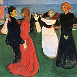 Edvard Munch - Life dance