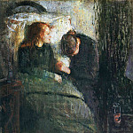 Edvard Munch - Sick Girl
