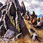 Frank Mccarthy - Where the Ancient Ones had Hunted