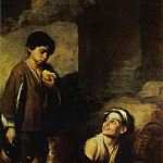 Bartolome Esteban Murillo - Two Peasant Boys