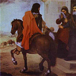 Bartolome Esteban Murillo - The Departure of the Prodigal Son