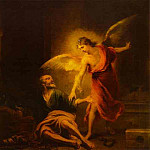 Bartolome Esteban Murillo - Angel Rescues St. Peter from Prison