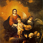 Bartolome Esteban Murillo - The Infant Jesus Distributing Bread to Pilgrims, 167