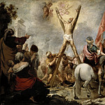 Bartolome Esteban Murillo - The Martyrdom of St Andrew
