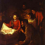 Bartolome Esteban Murillo - Adoration of the Shepherds