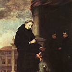 Bartolome Esteban Murillo - St. Thomas of Villanueva Distributing Alms