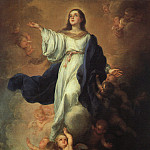 Bartolome Esteban Murillo - Assumption of the Virgin