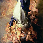 Bartolome Esteban Murillo - Immaculate Conception of the Escorial