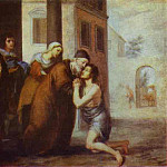 Bartolome Esteban Murillo - The Return of the Prodigal Son