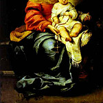 Bartolome Esteban Murillo - Madonna of the Rosary