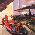Syd Mead - ArrivingGuests