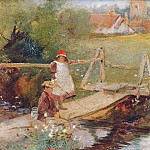 Thomas Mackay - The Young Anglers
