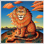 James Marsh - Spot The Lion