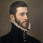 Pier Francesco Mola - Portrait of a Gentleman (school)