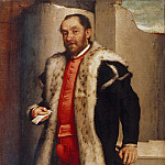 Portrait of Antonio Navagero