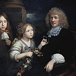 Pierre Mignard - A Family Group