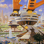 Robert Mccall - City Center