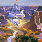 Robert Mccall - Cosmic Birth