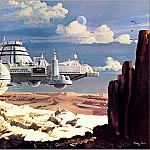 Robert Mccall - Floating Transportation Center