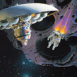 Robert Mccall - Exploring the Asteroids