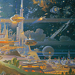 Robert Mccall - The Prologue and the Promise[detail]