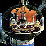 Robert Mccall - The Spherical Command Center