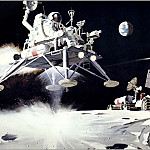 Robert Mccall - Lunar Vehicles