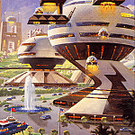 Robert Mccall - Bob City Center 2050