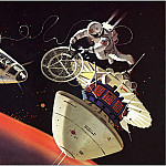 Robert Mccall - Repairman In Space